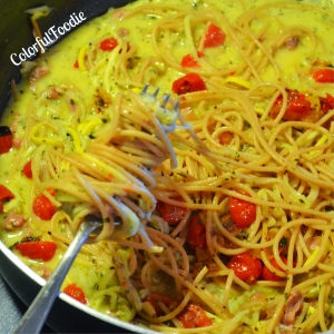 Zoodle and Spaghetti Mix